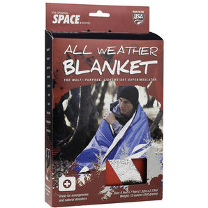 Couverture All Weather Blanket Grabber - Bleu