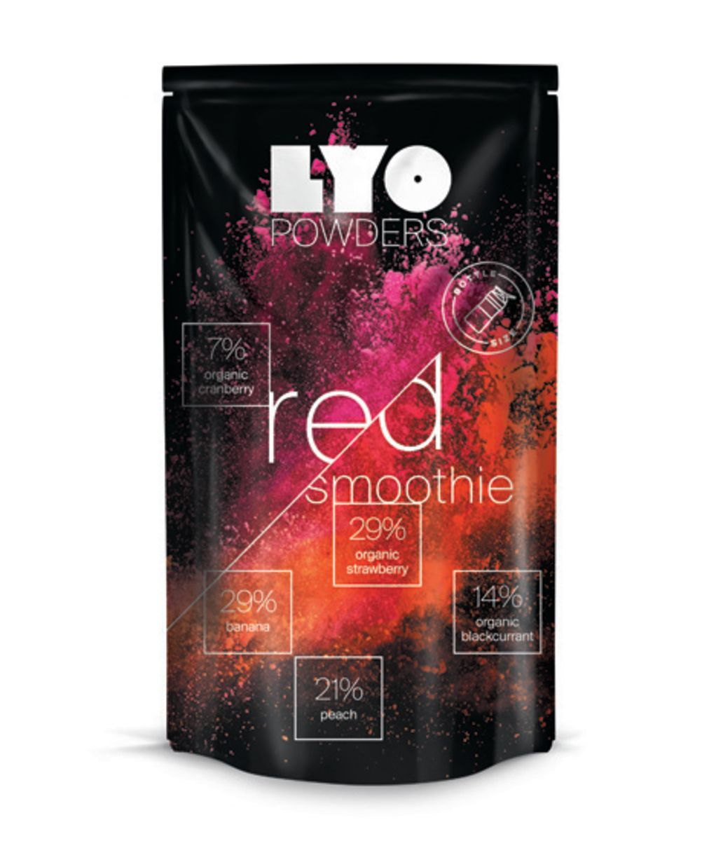 Red Smoothie - Antioxydant