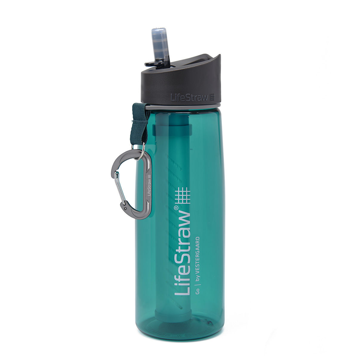 LifeStraw Go 2 bleu