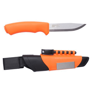 Couteau Mora Bushcraft Survival orange