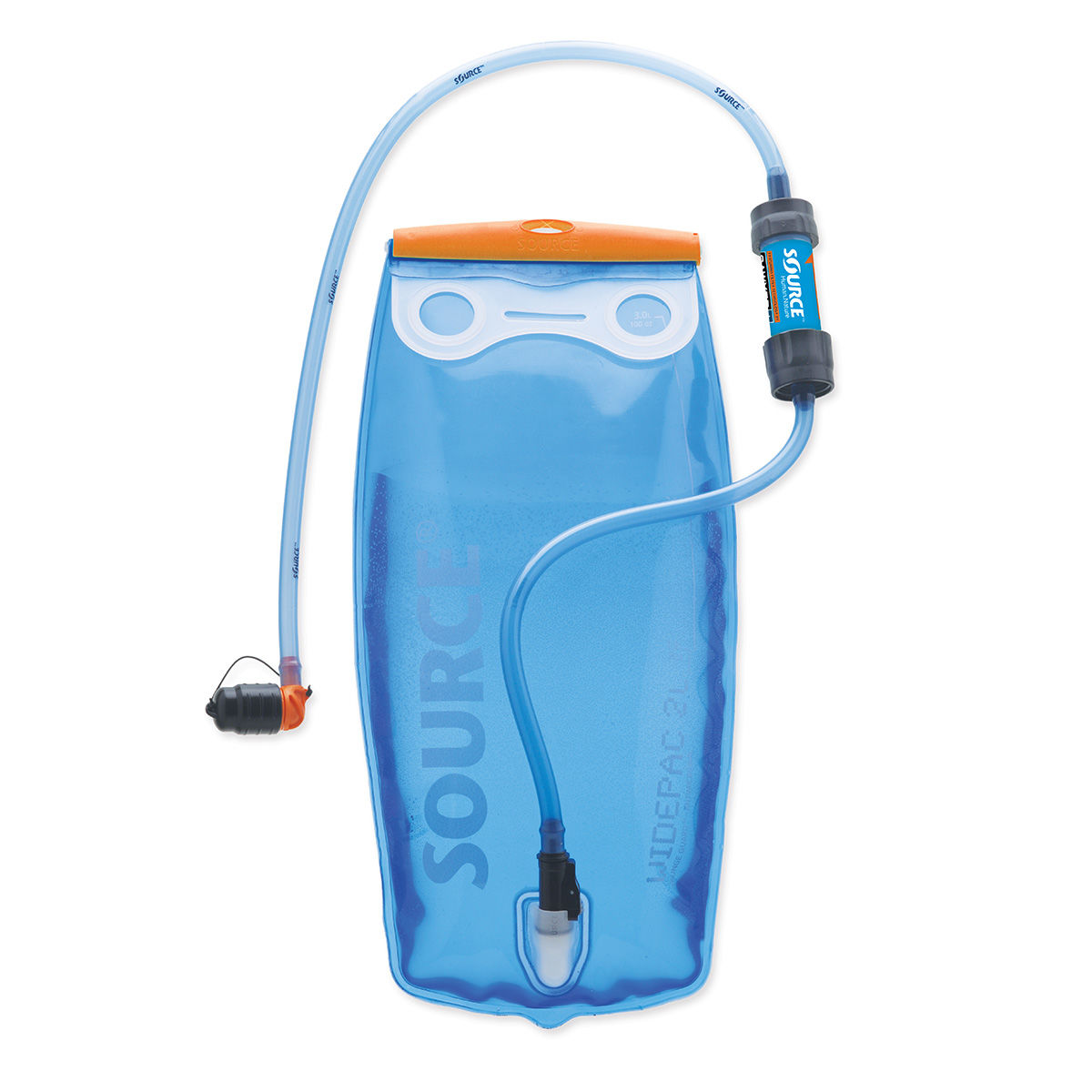 Poche à eau Source Widepac 2 L + filtre Sawyer Mini
