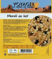 Muesli Pocket (80g)