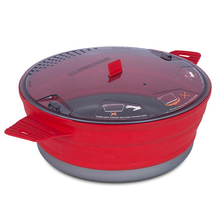 Casserole pliable Sea to Summit X-Pot 4 L