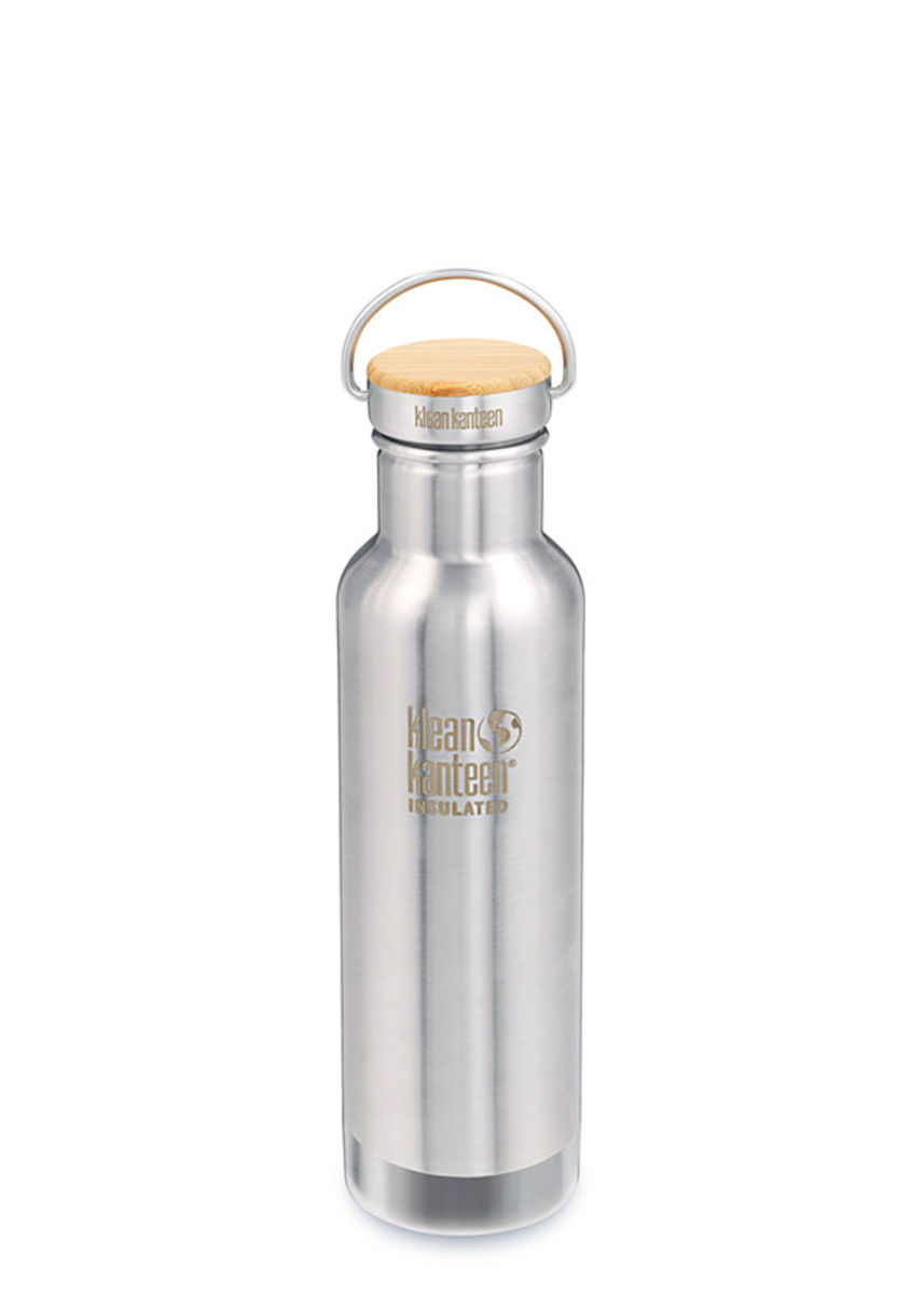 Gourde inox Reflect Klean Kanteen - 0,59 L - Isotherme